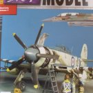 SkyModel Magazine Sea Fury P-400 Airacobra MC-130H Combat Talon F-16I