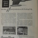1950s Cherry Rivet Company / Northrop F-89 Scorpion ad