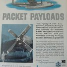 1950s Aeroproducts / Fairchild C-119G Flying Boxcar ad