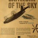 Aeroproducts / North American A2J Super Savage ad