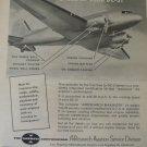 Garrett AiResearch Douglas DC-3 ad