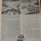 1940s WWII Andover Motors Boeing B-29 Superfortress ad