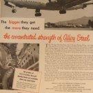 US Steel / Lockheed Constitution ad