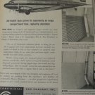 Continental Plastics Division / PCA - Capital Airlines DC-3 ad