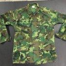 Vtg Slant Pocket Vietnam Era ERDL Ripstop Jacket USMC Sz M Tellico