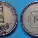 Omaha NE Omaha National Bank 1970 medal