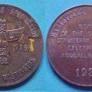 Marysville WA 75th Anniversary 1966 medal
