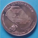 California State Numismatic Association CSNA Fall 1989 medal - Orange County