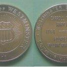 Westminster MD Bicentennial 1964 souvenir half dollar