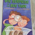 Big Surprise in the Bug Tank by Ruth Horowitz 2005 Paperback Puffin East To Read