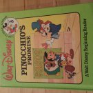 Pinocchio's Promise Walt Disney Beginning Reader Fun-To-Read Vol. 3 1986