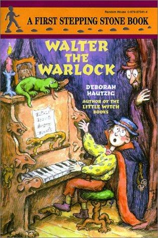 Walter the Warlock First Stepping Stone Book 1996 Deborah Hautzig