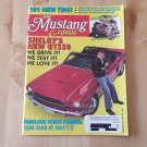 Mustang and Fords Magazine Car Shelby GT350 September 1991 Pony Vehicle