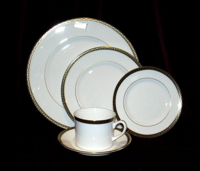ROYAL WORCESTER ALEXANDRA SERVICE FOR 4