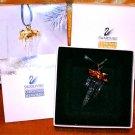 SWAROVSKI CHRISTMAS MEMORIES ICICLE ORNAMENT