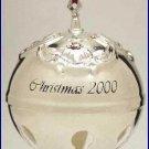 GORHAM 2000 CHANTILLY SLEIGH BELL **