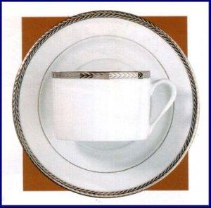 PHILIPPE DESHOULIERES LAURIER SALAD PLATE