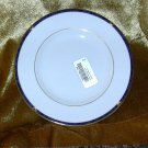 ROYAL WORCESTER CARINA BLUE SALAD PLATE