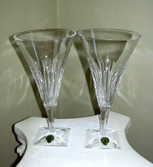 WATERFORD CLARION ICED BEVERAGE PAIR
