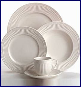 MIKASA ITALIAN COUNTRYSIDE 20 PIECE DINNERWARE SET SERVICE FOR 4 *NEW*