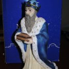 Coalport Nativity Collection Wiseman with Blue Crown