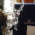 Swarovski Holiday Stag Ornament