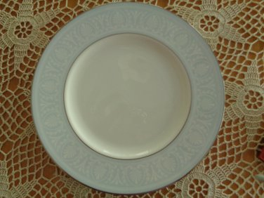 Lenox Hannah Platinum Accent / Luncheon Plate