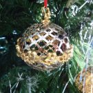 Lunt Ornament Two Turtle Doves
