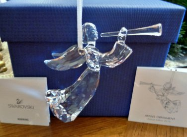 Swarovski 2016 Annual Angel Ornament