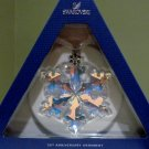 Swarovski 25th Anniversary Ornament Limited Edition