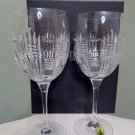 Waterford Dungarvan Goblet Pair