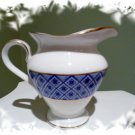 Waterford Fitzpatrick Blue Creamer