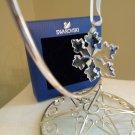 Swarovski 2016 Little Snowflake Ornament