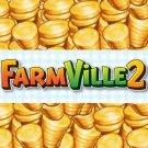 COINS - 4 MILLION COINS! - Farmville 2