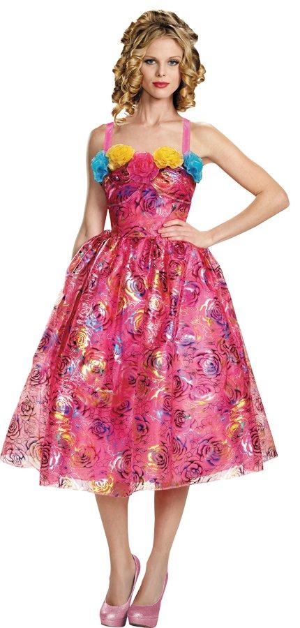 Disney Princess ANASTASIA MOVIE ADULT Dress Deluxe Costume Medium size 8-10