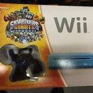 Nintendo Wii Skylanders Giants Bundle Blue Console (NTSC) RARE!  READY TO SHIP!