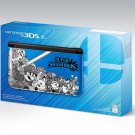 Super Smash Bros. Nintendo 3DS XL System Limited Edition BLUE - NEW