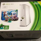 Microsoft Xbox 360 Skylanders Bundle 4 GB Glossy White Console!