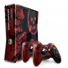 Microsoft Xbox 360 Slim (Latest Model)- Gears of War 3 Limited Edition 320 GB...