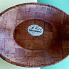 Tai-Wood-Genuine-Oriental-Pressed-Wood-Tray-Bowl-Hand-Crafted-Brown  Tai-Wood-G