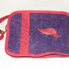 $40  Red Hat Ladies Cotton Hand Bag - 9 x 12 Inches