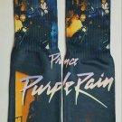 Prince Purple Rain custom dryfit socks