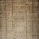 Oriental Rug  Antique 1900s Persian Kerman Lavar Beige Background & Border