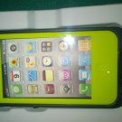 Waterproof Case for Iphone 4/4s Lime Green! Snow Proof and Shock Proof!