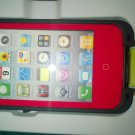 Red Apple Iphone 4/4s Waterproof/Shock Proof Case