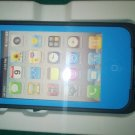 Sky Blue Apple Iphone 4/4s Waterproof/Shock Proof Case