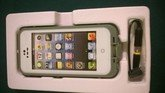 White Apple Iphone 5/5s Waterproof/Shock Proof Case