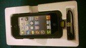Black Apple Iphone 5/5s Waterproof/Shock Proof Case