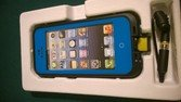 Blue Apple Iphone 5/5s Waterproof/Shock Proof Case