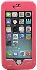 "Pink Apple Iphone 6 4.7"" Waterproof/Shock Proof Case"